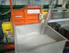 Ведение технологического процесса производства